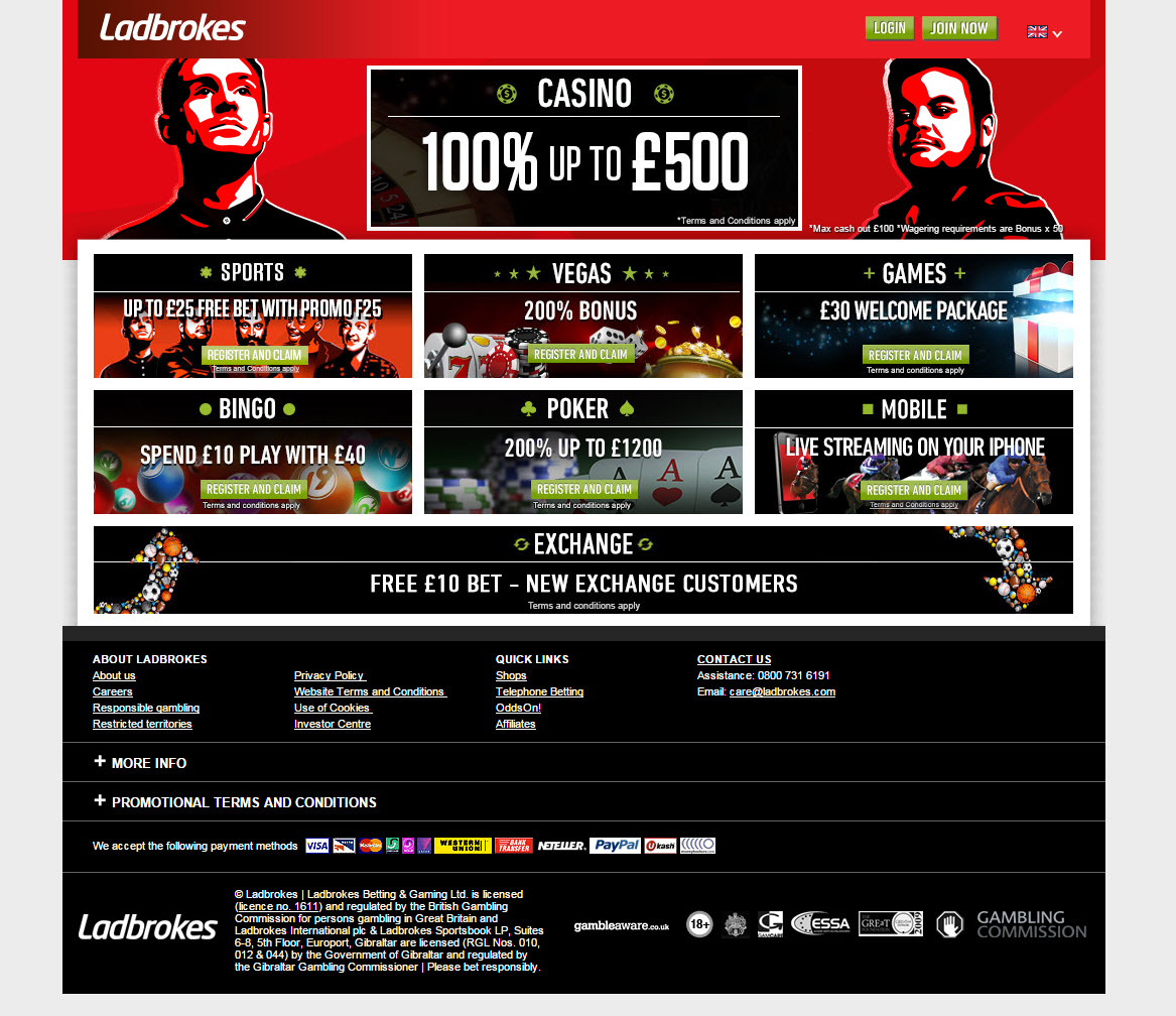 ladbrokes sportsbook review sports book odds
